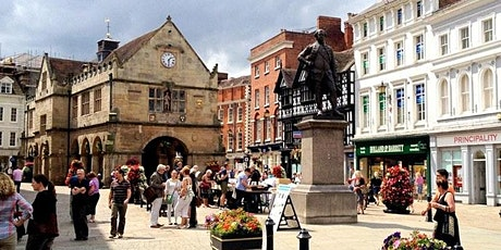 Shropshire Charity Networking Group (November meeting) tickets