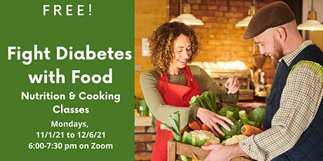 Food for Life Diabetes Control and Prevention tickets