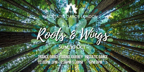 Roots & Wings - Trance Dance, Sound Journey & Ecstatic Dance tickets