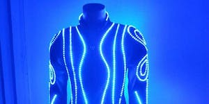 LED Costumes at IoTHackday 2015