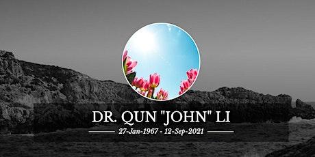 Mr. John Li tickets