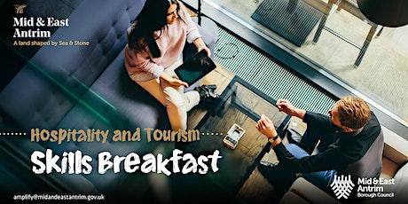MEA Hospitality and Tourism Skills Breakfast tickets