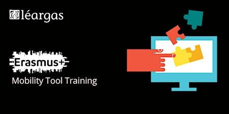 Erasmus+ Mobility Tool Training, (Online) VET tickets