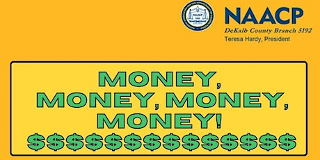YOUTH COUNCIL MONTHLY MEETING - MONEY AND HOW TO MAKE IT! tickets