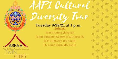AAPI Cultural Diversity Tour tickets