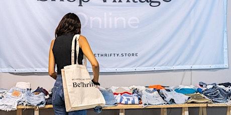 BeThrifty Vintage Kilo Sale | Wiesbaden - Alte Schmelze  | 1. & 2. Oktober tickets
