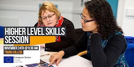 Higher Level Skills Taster Session tickets