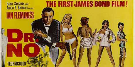 Bond Undressed: Exploring fashion in the world of 007 - LIVE TICKET tickets