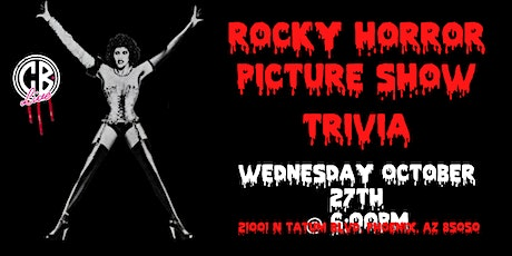 Rocky Horror Picture Show Trivia at CB Live tickets