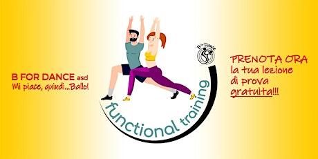Corso di Functional Training Prova Gratuita a Meda il 5_10 alle 12.45 biglietti