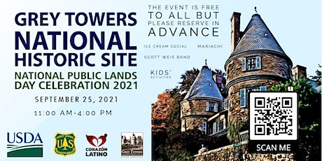 Grey Towers National Historic Site: National Public Lands Day Celebration tickets