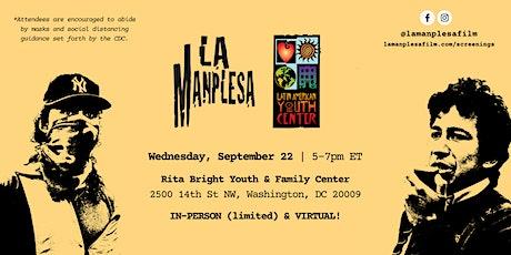 La Manplesa: An Uprising Remembered tickets