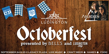 2021 Downtown Ludington's Octoberfest presented by Bell's & Ludington Bay tickets
