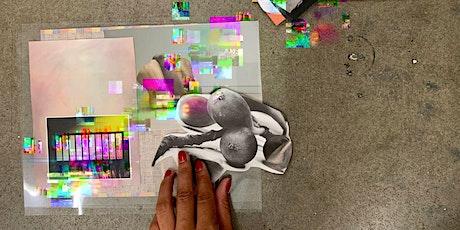 Atelier Le pouvoir de l'imaginaire |  Imagination and Other Powerful Future billets
