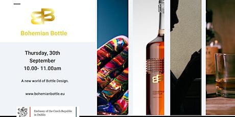 Bohemian Bottle: A new world of bottle design tickets