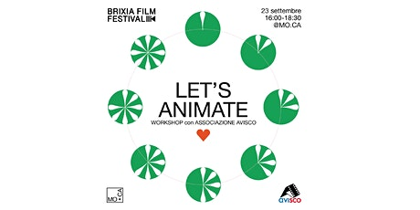 """""""Let's Animate!"""" tickets"""