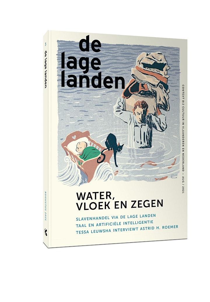 Afbeelding van Presentatie themanummer de lage landen: 'Water, vloek en zegen'