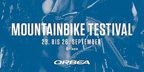 ORBEA RISE Advanced Tour beim Testival Brixen biglietti