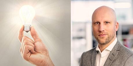 IoT Sverige: Så skapar vi en hållbar samhällsutveckling biljetter