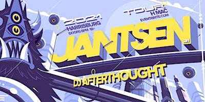Jantsen with DJ Afterthought at The Harrisburg Midtown Arts Center