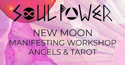 New Moon Manifesting Workshop, Angels & Tarot tickets