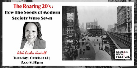 Red Line Book Festival: The Roaring 20's: How The Seeds of Modern Society tickets