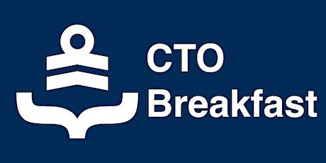 CTO Breakfast tickets