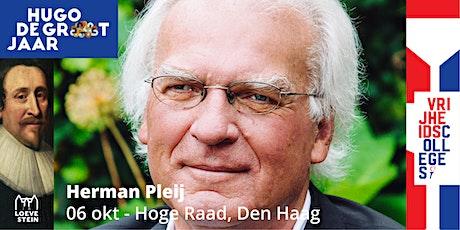 Herman Pleij | Hugo de Groot-jaar tickets