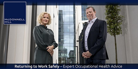 Returning to Work Safely – Expert Occupational Health Advice tickets