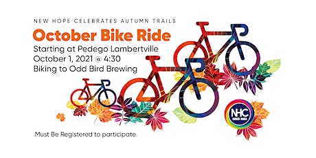 OUT in October Bike Ride tickets
