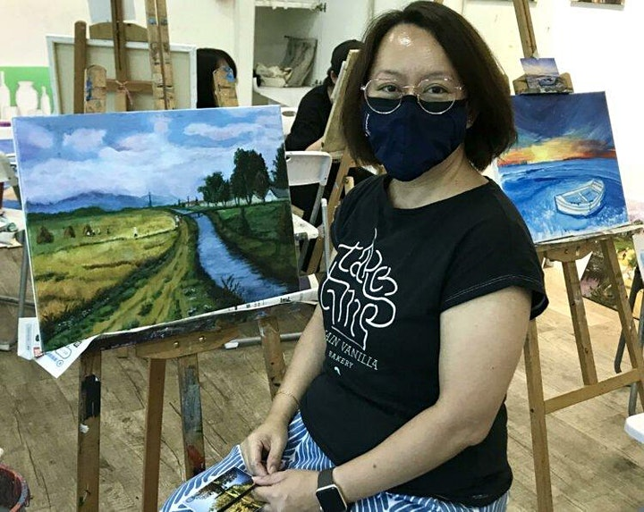 Art Immersion 24 Sessions - Dhoby Ghaut Studio image