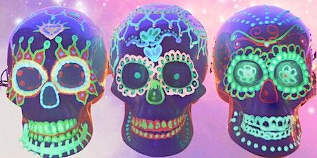 Black Light Witchy Craft Night - Skulls & Owls - BYO BOO-ZE tickets
