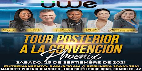 UWE Post-Convention Tour (en español) - Phoenix tickets