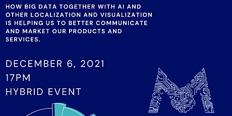 Tech driven marketing 21' AI, big data and block chain in action tickets