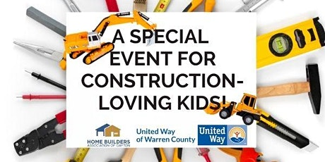 Kids Construction Day at Homearama® tickets