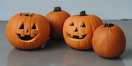 Workshop How to Carve Halloween Pumpkins @Cobana tickets