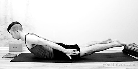 Trevor's Zoom Yoga Class, Saturday October 2nd 9:30am PST tickets