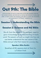 I am Ready Course!   Session 2: The Bible tickets