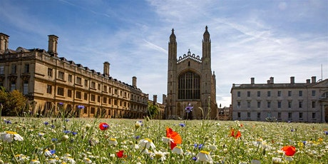 25th Oct - 31st Oct: King's College Chapel & Grounds - Self Guided Visit tickets