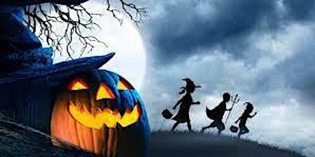 Animation Halloween billets