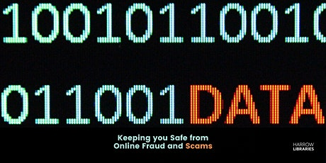 Keeping you safe from Online Fraud and Scams tickets