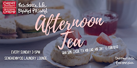 South Campus Afternoon Tea tickets