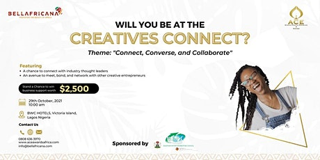 Creatives Connect tickets