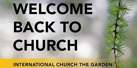 Church Service - 3 October tickets