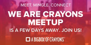 We Are Crayons Meetup