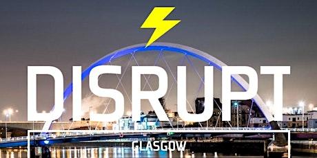 DisruptHR Glasgow tickets