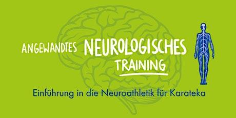 Einführung in die Neuroathletiktraining für Karateka Tickets