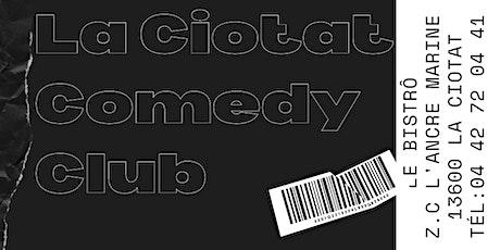 La Ciotat Comedy Club billets