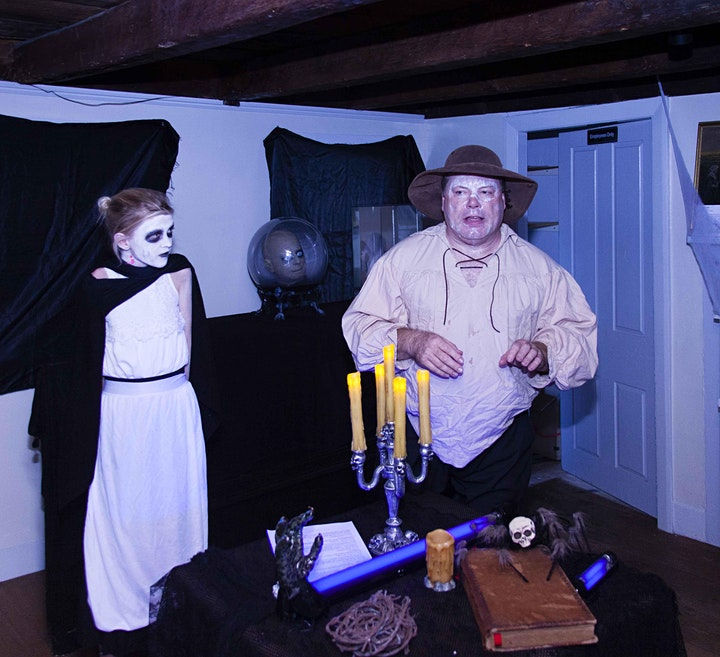 Alden Haunted House October 22 & 23 image