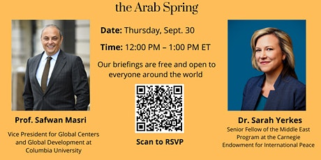 Tunisia, Democracy, and the Legacy of the Arab Spring tickets